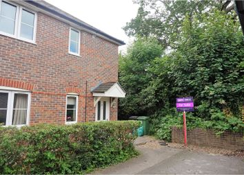 Thumbnail 2 bed maisonette for sale in Fernhurst Close, Colden Common
