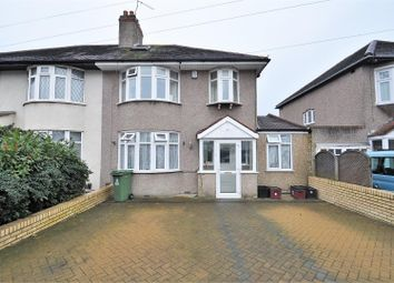 Thumbnail 3 bedroom semi-detached house for sale in Madison Crescent, Bexleyheath