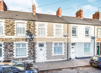 Thumbnail 3 bed terraced house for sale in Pearl Street, Splott, Cardiff