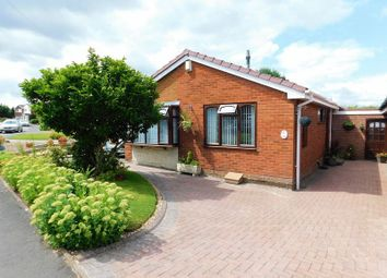 Thumbnail 2 bed detached bungalow for sale in Highfield Road, Hixon, Stafford