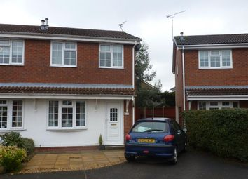 Thumbnail 2 bed semi-detached house to rent in Nightingale Close, Ripley
