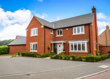 Thumbnail 4 bed detached house for sale in Alan Turing Road, Loughborough