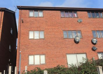 Thumbnail 2 bedroom flat for sale in Caia Gardens, Benjamin Road, Wrexham