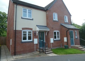 Thumbnail 2 bed semi-detached house to rent in 17 Windsor Place, Church Stretton