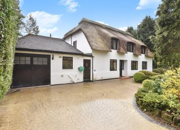 Thumbnail 5 bed detached house to rent in Fireball Hill, Sunningdale