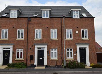 Thumbnail 3 bed terraced house for sale in Deeke Road, Fernwood, Newark