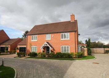 Thumbnail Detached house for sale in Bluebell Drive, Rickling Green, Saffron Walden
