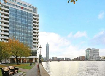 Thumbnail 2 bed flat to rent in Albert Embankment, Vauxhall