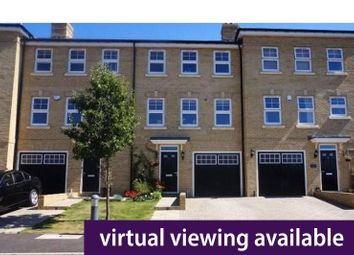 4 bed terraced house for sale in Foxglove Close, Chertsey, Surrey KT16