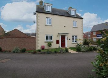 Thumbnail 4 bed detached house for sale in Plover Road, Leighton Buzzard