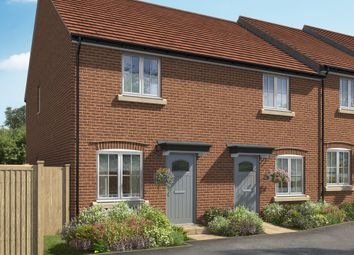 "Thumbnail 2 bed terraced house for sale in ""The Linton"" at Hill Top Close, Market Harborough"