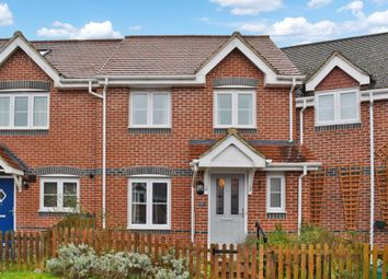Thumbnail 3 bed terraced house for sale in Fletton Link, Hermitage, Thatcham
