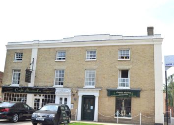 Thumbnail 2 bed flat for sale in Hall Street, Long Melford, Sudbury