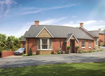 Thumbnail 2 bed semi-detached bungalow for sale in Valley Park, Flora Close, Exmouth, Devon