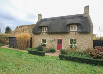 Thumbnail 3 bed detached house for sale in Stretham Road, Wilburton, Ely