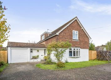 Thumbnail 3 bed detached house for sale in Perry Hill, Worplesdon, Guildford