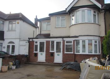 Thumbnail 5 bed maisonette to rent in Lynton Road, Rayneslane Harrow