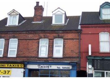 Thumbnail 1 bed flat to rent in Kimberworth Road, Rotherham