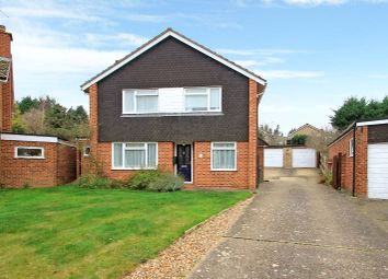 Willow Drive, Ripley, Woking GU23. 4 bed detached house for sale