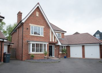 Thumbnail 5 bedroom detached house for sale in Myring Drive, Sutton Coldfield
