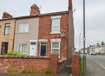 Thumbnail 2 bed end terrace house for sale in High Street, Clowne, Chesterfield
