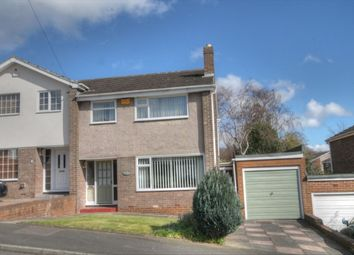 Thumbnail 3 bed semi-detached house for sale in Norwood Road, West Denton Hall, Newcastle Upon Tyne