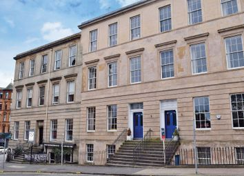 Thumbnail 2 bed flat for sale in Lynedoch Street, Park, Glasgow