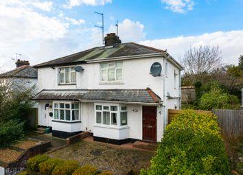 Thumbnail 3 bed semi-detached house for sale in Chapel Street, Hemel Hempstead