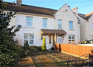 3 bed terraced house for sale in North Road, Stoke Gifford BS34