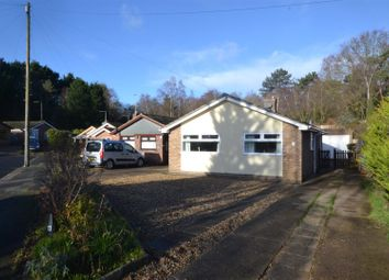 Thumbnail 2 bedroom detached bungalow for sale in Sandholme Close, Norwich