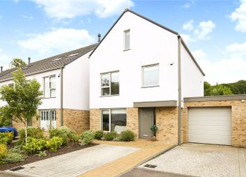 Thumbnail 4 bed link-detached house for sale in Leckhampton Views, Cheltenham, Gloucestershire