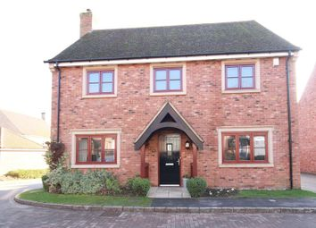 Thumbnail 5 bed detached house for sale in School Close, Westbury, Brackley