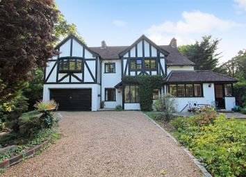 5 bed detached house for sale in Oak End Way, Woodham, Addlestone KT15