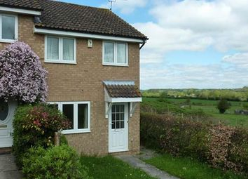 Thumbnail 2 bed end terrace house to rent in Sarum Close, Salisbury