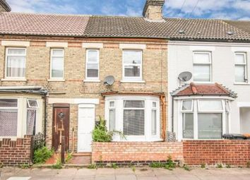 Thumbnail 2 bed terraced house for sale in Derwent Place, Bedford, Bedfordshire