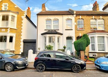 Thumbnail 3 bed flat for sale in Hadleigh Road, Westcliff-On-Sea, Essex