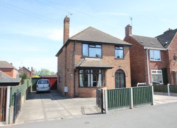 Thumbnail 3 bed detached house for sale in Church Walk, Mancetter, Atherstone