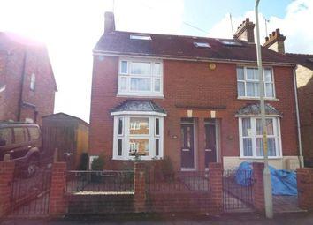 Thumbnail 3 bed semi-detached house for sale in Herbert Road, Willesborough, Ashford, Kent