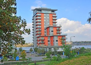 Thumbnail 2 bed flat for sale in Mizzen Mast House, Mast Quay, Woolwich, London