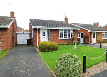 Thumbnail 2 bed detached bungalow for sale in Brookhouse Way, Gnosall, Stafford.