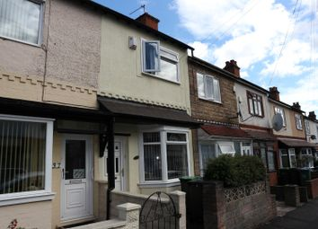Thumbnail 2 bed terraced house to rent in Talbot Road, Smethwick