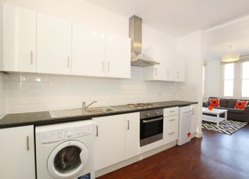 Thumbnail 3 bed flat to rent in Rush Hill Road, London