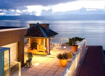Thumbnail 4 bed apartment for sale in Lake Geneva, France