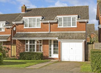 Thumbnail 4 bed detached house to rent in Odingsell Drive, Long Itchington, Southam