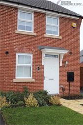 Thumbnail 3 bed semi-detached house for sale in Danby Road, Littleover, Derby