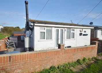 Thumbnail 2 bed detached bungalow for sale in Saxon Way, Point Clear Bay, Clacton-On-Sea