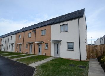 Thumbnail 2 bed terraced house to rent in Huntly Crescent, Stirling