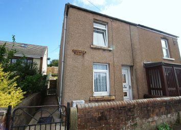Thumbnail 3 bed semi-detached house for sale in Church Road, Cinderford
