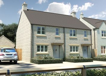 "Thumbnail 2 bed terraced house for sale in ""The Barnsley"" at Bourton Industrial Park, Bourton-On-The-Water, Cheltenham"