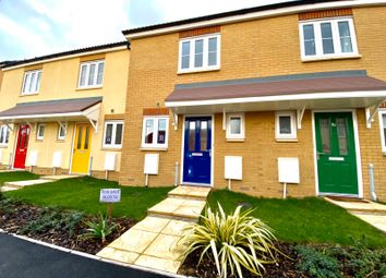 Thumbnail 2 bed terraced house for sale in Pyrland Fields, Taunton
